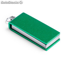 Mini Cl' Usb Intrex 8GB Green s/t