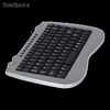 Mini clavier usb (us international) - 97905