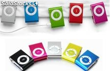 Mini clip MP3 player 2gb 4gb 8gb via micro sd usb