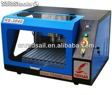 Mini cnc máquina de corte rs3040 de Redsail de China