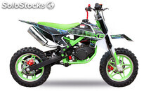 Mini cross Bull Revel 49cc mas grande reforzada
