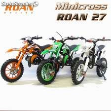 Mini cross roan 27 49cc