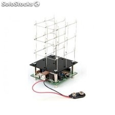 Mini Cubo Led - Kit