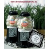 Mini Dispensador de Chicles Negro. Mini maquinas chicles candy bar bodas