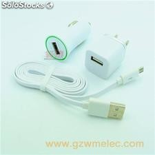 mini dual car charger for mobile phone