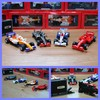 Mini F1 racing teledirigido x radio control Ferrari McLaren Williams Renault