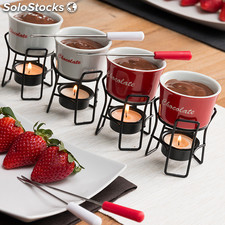 Mini Fondues Chocolat (pack da 4)