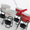 Mini-Fondues Chocolat (pack de 4) - Photo 2