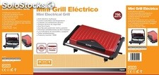 Mini Grill Electrico multiusos / Plancha grill / Sandwichera