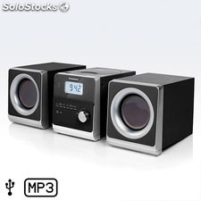 Mini Impianto Stereo AudioSonic HF1260