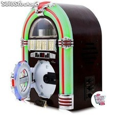 Mini Jukebox Radio CD-MP3