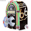 Mini Jukebox Radio CD-MP3 Route 66