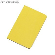 Mini libreta tilex : colores - amarillo