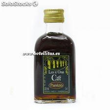 Mini licor de café Panizo 5cl. Ideales para regalar en eventos