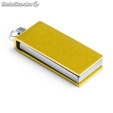 Mini memoria usb intrex 4GB : colores - amarillo,mini memoria usb intrex 4GB :