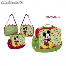 Mini-merienda Bolso Mickey Mouse Disney