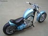 Mini moto tipo custom chopper - Foto 2