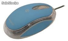 Mini Mouse USB Optico Acteck Azul