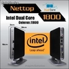 Mini pc Blue Intel Celeron j1800 Dual Core 2gb ddr3 hd 500gb vga hdmi wifi