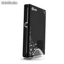 MINI PC MULTIMEDIA GIADA SLIM I53 NEGRO I5 500GB 4G DDR3 WIFI 4 X USB2.0 1x VGA