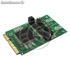 Mini PCIe adapter to 2 RS422 and RS485 serial port (CQ14-0002)