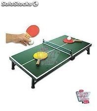 Mini Ping Pong Completo