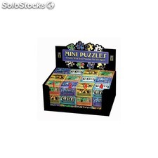 Mini puzzle selva tropical (modelo 1)