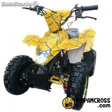 mini quad 49cc spider