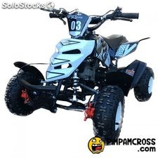 Mini Quad kxd junior 49cc portes gratis