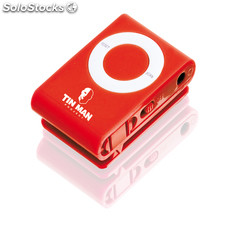 Mini rádio. Red