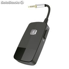 Mini Receptor Bluetooth Ref. 101035 Jack 3,5 mm | Negro