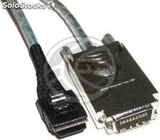 Mini-SAS Cable 36p to InfiniBand 4X (sff-8087 to sff-8470) 1.0m (SF32)