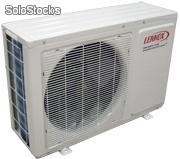 Mini split 1 tonelada (frio y calor) 220v