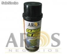 Mini tanque cilindro de gas cartucho de 400 ml