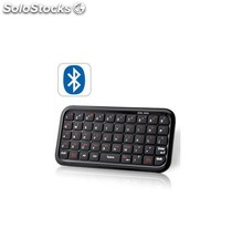 Mini Teclado Bluetooth para iPad, Smartphones y PS3