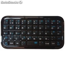 Mini teclado bluetooth para iphone/ipad/ps3/android ll-at-2