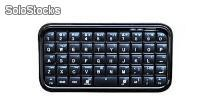 Mini Teclado Bluetooth para Tablet - qwerty