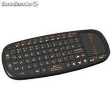 Mini teclado phoenix bluekey presenter bluetooth mini receptor usb con touchpad