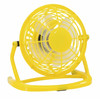 Mini ventilador miclox color: amarillo