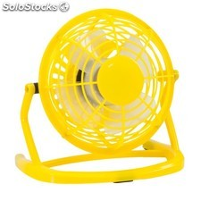 Mini ventilador miclox : colores - amarillo,mini ventilador miclox : colores -