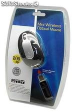Mini Wireless Optical Mouse