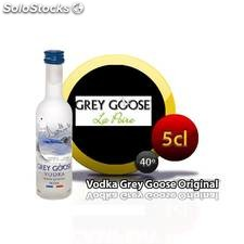 Miniatura vodka Grey Goose