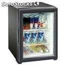 Minibar - mod. mini45aeglass - temperature °c +7/+10 - auto defrost - static