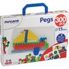 Miniland educational pegs 300 ud set 15 mm 31819