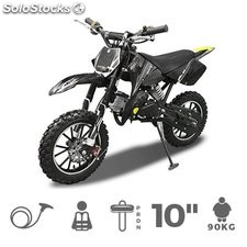 Minimoto Cross Coyote 49CC