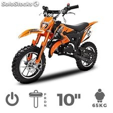 Minimoto de cross Flash 2S Easy E-Start de 49cc.