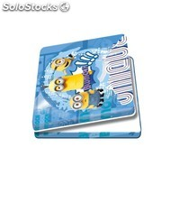 Minions bte points 10.5X2X8.5