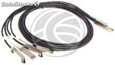 MiniSAS Cable sff-8088 to 4 sfp + sff-8431 10 Gigabit 1m (FZ61)