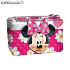 Minnie infantil Mon. Cuadrado Doble