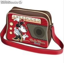 MINNIE MAUS BAG BASIC RADIO